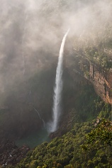 Nohkalikai Falls - the highest falls in India with 340 meters plunge