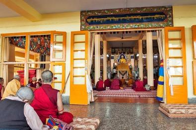 In Lord Buddha we keep our faith